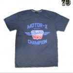 เสื้อยืดชาย Lovebite Size XXL - Motor X Champion