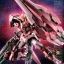 P-Bandai : MG 1/100 00 GUNDAM SEVEN SWORD/G (TRANS-AM MODE) [SPECIAL COATING] thumbnail 1