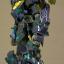 HGUC 1/144 GUNDAM 02 BANSHEE NORN DESTROY TITANIUM FINISH Ver. thumbnail 5