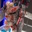 HGUC 1/144 Full Armor Unicorn Gundam [Destroy Mode] Red-Plated Frame / Mechanical Clear thumbnail 2