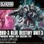 """HG 1/144 BLUE DESTINY UNIT3""""EXAM thumbnail 1"""