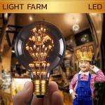 หลอดไฟเอดิสัน LED/หลอดไฟวินเทจ 4W ขั้วE27/หลอดไฟเอดิสัน