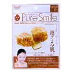 Pure Smail Snail Esswnce Mask (1sheet) 23ml. มาส์กสกัดจากเมือกหอยทาก กระตุ้นเซลล์ผิวใหม่เพื่อผิวสุขภาพดี