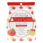 Pure Smile Apple Mango Yogurt Essence Mask (1sheet) 23ml.มาส์กบำรุงหน้า ช่วยให้ผิวเนียนนุ่ม เหมาะกับผิวผสม