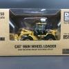 โมเดลรถก่อสร้างเหล็ก CAT 950H Wheel Loader by Diecast Masters