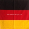 ผ้าเช็ดหน้า ผ้าพันคอ ลายธงเยอรมัน