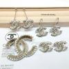 พร้อมส่ง Chanel Brooch & Earring งานเกาหลี เพชร swarovski