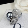 พร้อมส่ง Christian Dior Earring Style ต่างหูมุกงานจิส
