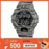 GShock G-Shockของแท้ ประกันศูนย์ GD-X6900CM-8 ลายพรางเทา EndYearSale