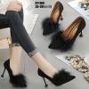 รองเท้าคัชชูส้นแจกัน งานนำเข้า100%