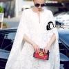 ชุดเดรสเกาหลี พร้อมส่งMini Dress สีขาว ทรงทันสมัย