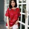 เสื้อญี่ปุ่นแท้งานผ้าฝ้าย