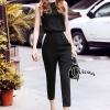 เสื้อผ้าเกาหลีพร้อมส่ง Chanel Stylish Pearly Luxury Jumpsuit