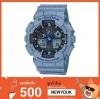 GShock G-Shockของแท้ ประกันศูนย์ GA-100DE-2A จีช็อค นาฬิกา ราคาถูก ราคาไม่เกิน ห้าพัน