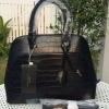 ZARA Mock croc city bag Size : 25 x 38 x 14 cm. ราคา 1690 บาท
