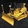 โมเดลรถก่อสร้างเหล็ก CAT D6T XW VPAT Track-Type Tractor by Diecast Masters