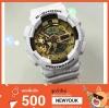 GShock G-Shockของแท้ GA-110GD-7A ขาวทอง EndYearSale