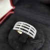 Diamond Ring แหวนเพชรงานเพชร CZ แท้