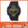 GShock G-Shockของแท้ ประกันศูนย์ GA-100BY-1A จีช็อค นาฬิกา ราคาถูก ราคาไม่เกิน สี่พัน