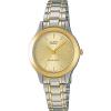 นาฬิกา ข้อมือผู้หญิง casio ของแท้ LTP-1128G-9A