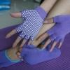 (พรีออเดอร์) ถุงมือ ถุงเท้าโยคะ กันลื่น YKSM30-40