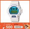 GShock G-Shockของแท้ ประกันศูนย์ DW-6900CS-7 จีช็อค นาฬิกา ราคาถูก ราคาไม่เกิน ห้าพัน