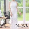 ชุดเดรสเกาหลีพร้อมส่ง Maxi Dress คอลเลคชั่นล่าสุด