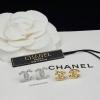 พร้อมส่ง ต่างหู Chanel ไซส์มินิ งาน CZ แท้สวยมาก