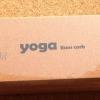 (พร้อมส่ง) บล็อคโยคะ ไม้ cork (Box yoga)