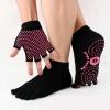 (พรีออเดอร์) ถุงมือ ถุงเท้าโยคะ กันลื่น YKA40-26
