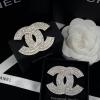 พร้อมส่ง Chanel Brooch งานเกาหลี เพชรเต็มๆฟลอเลยจ้า เพชร 3 ชั้น
