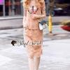 เสื้อผ้าแฟชั่นเกาหลีพร้อมส่ง Oranginaa Latte Leaf Lace Chic Set