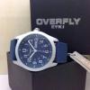 Overfly eyki ของแท้100%สายผ้า มีช่องบอกวันที่ สัปดาห์ พร้อมกล่อง