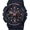 GShock G-Shockของแท้ ประกันศูนย์ GA-100GBX-1A4 จีช็อค นาฬิกา ราคาถูก ราคาไม่เกิน ห้าพัน