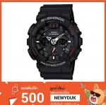 GShock G-Shockของแท้ ประกันศูนย์ GA-120-1ADR จีช็อค นาฬิกา ราคาถูก ราคาไม่เกิน ห้าพัน