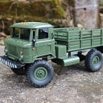 รถบังคับบรรทุกทางการทหารMilitary Truck rc scale1:16