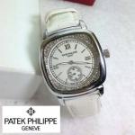 Patek philippe 34mm เข้มล่างไช้งานได้ ขอบเงิน ราคา 890 บาท