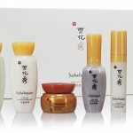 Sulwhasoo Basic Kit 5 Items เซตดูแลบำรุงผิว จากโสมและสมุนไพรเกาหลี คืนสมดุลให้ผิวหน้า เนียนใส ผิวสุขภาพดี