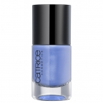 CATRICE ULTIMATE Nail LACQUER #15 Denim Moore 10ml.ยาทาเล็บสีเงา