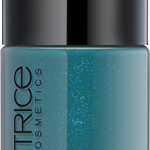 CATRICE ULTIMATE Nail LACQUER #35 Petrolpolitan 10ml.ยาทาเล็บสีเงา