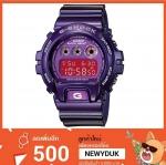 GShock G-Shockของแท้ ประกันศูนย์ DW-6900CC-6DR จีช็อค นาฬิกา ราคาถูก