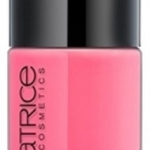 CATRICE ULTIMATE Nail LACQUER #28 you better think pink 10ml.ยาทาเล็บสีเงา