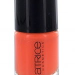 CATRICE ULTIMATE Nail LACQUER #03 papa don't peach 10ml.ยาทาเล็บสีเงา