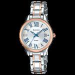 CASIO SHEEN นาฬิกาข้อมือ ของแท้ ประกันศูนย์ SHE-4050SPG-7A