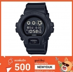 GShock G-Shockของแท้ ประกันศูนย์ DW-6900BB-1 BlackSeries จีช็อค นาฬิกา ราคาถูก