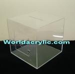 กล่องบริจาค/กล่องรับความคิดเห็น/กล่องทิป