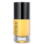 CATRICE ULTIMATE Nail LACQUER #05 Earnie & Birdy 10ml.ยาทาเล็บสีเงา