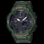 Baby-G ของแท้ ประกันศูนย์ BGA-230S-3A ThankYouSale เบบี้จี นาฬิกา ราคาถูก ไม่เกิน ห้าพัน
