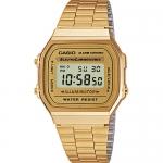 นาฬิกาข้อมือผู้หญิงCasioของแท้ A168WG-9