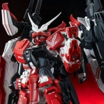 เปิดจอง [MAR'18] P-Bandai : MG 1/100 MBF-02VV GUNDAM ASTRAY TURN RED